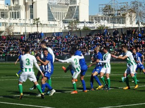 Betis B-Recreativo de Huelva.