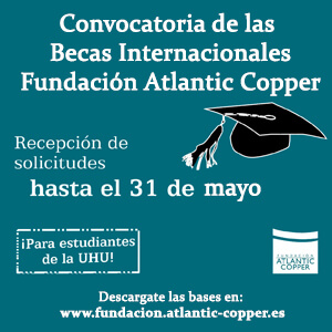 Atlantic Copper Becas 31 Mayo 2018